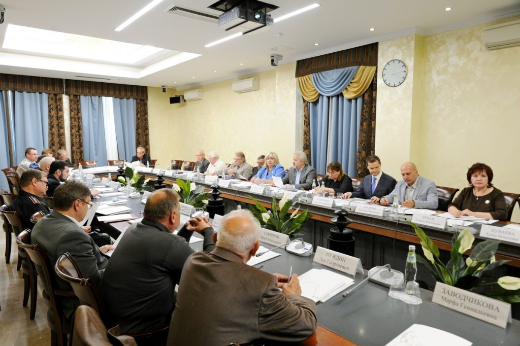 Общественные слушания «Государственный механизм установления судеб пропавших без вести защитников Отечества: совершенствование и общественный контроль»