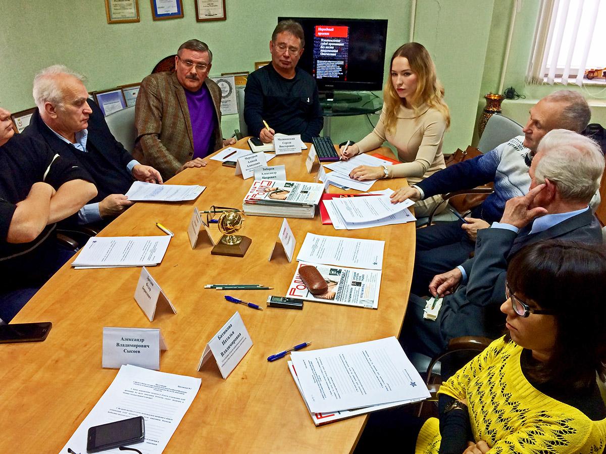 В Нижнем Новгороде проведен круглый стол, посвященный предложениям реализации Народного проекта