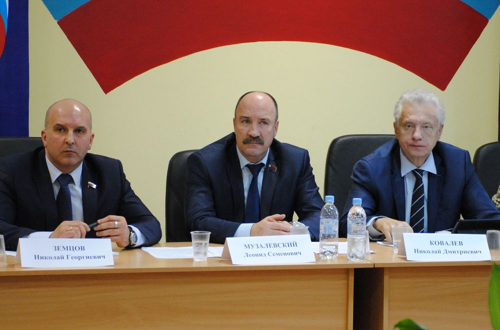 В Общественной палате Орловской области обсудили вопрос установления судеб пропавших без вести защитников Отечества