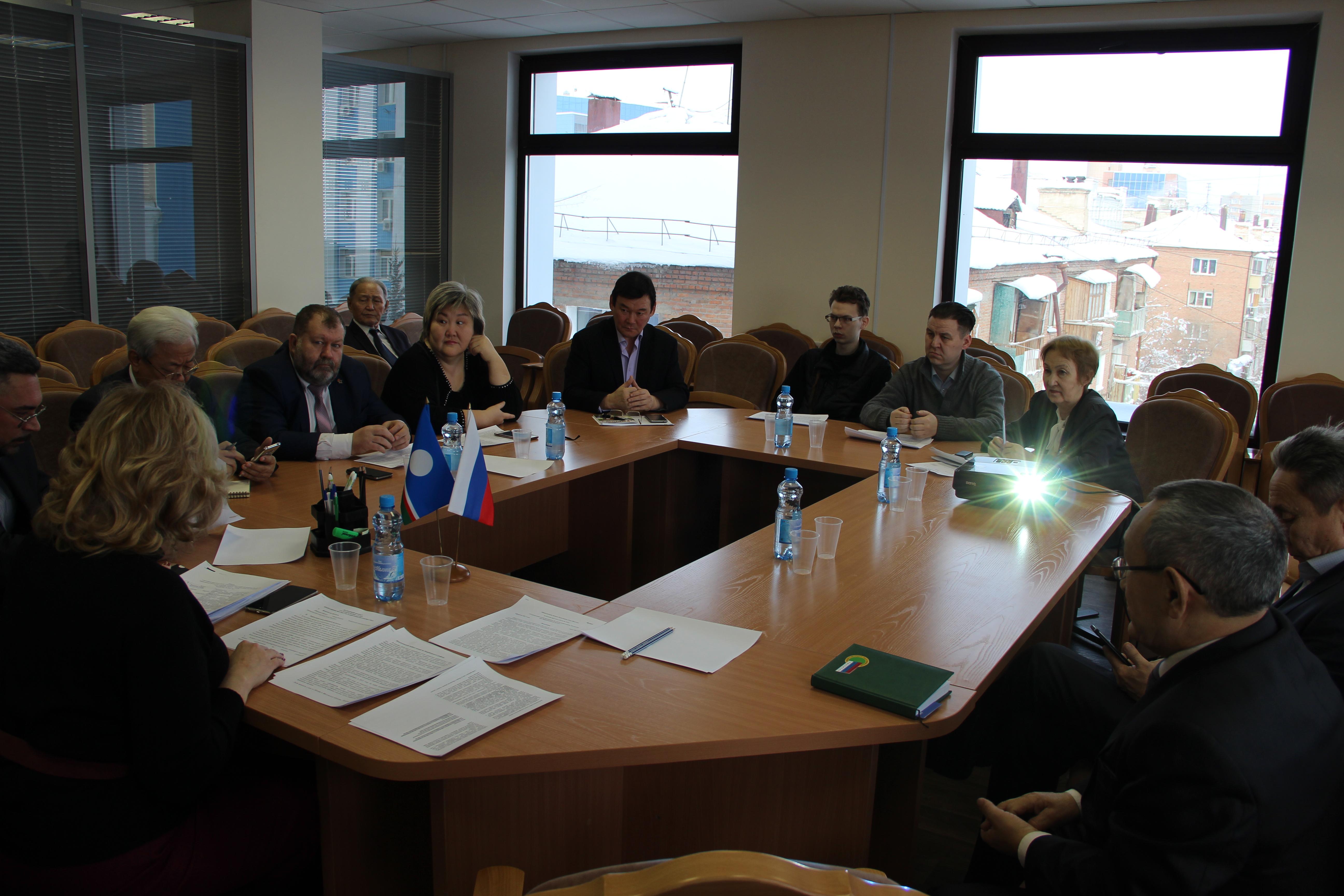 В Якутии обсудили Народный проект «Установление судеб…»