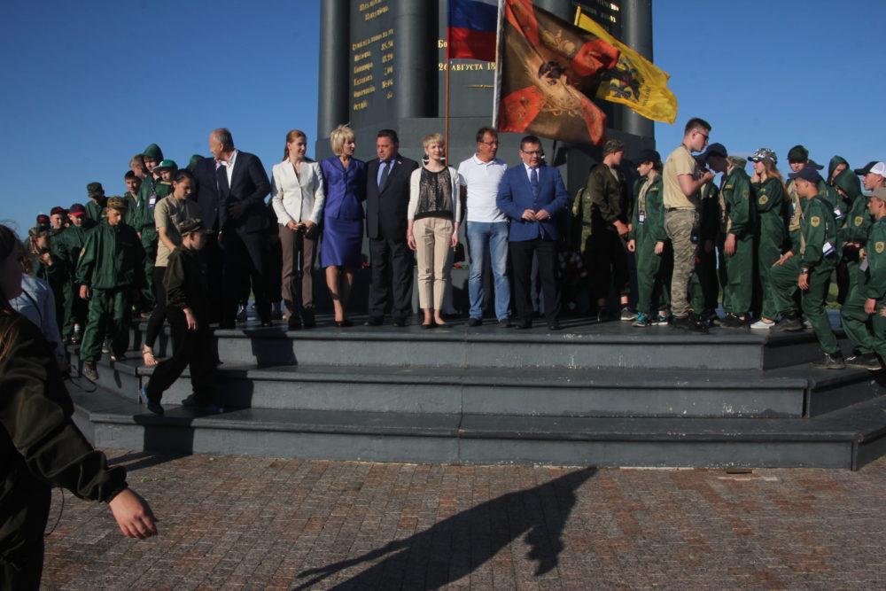 Лагерь «Бородино-2017»: третья смена открыта!