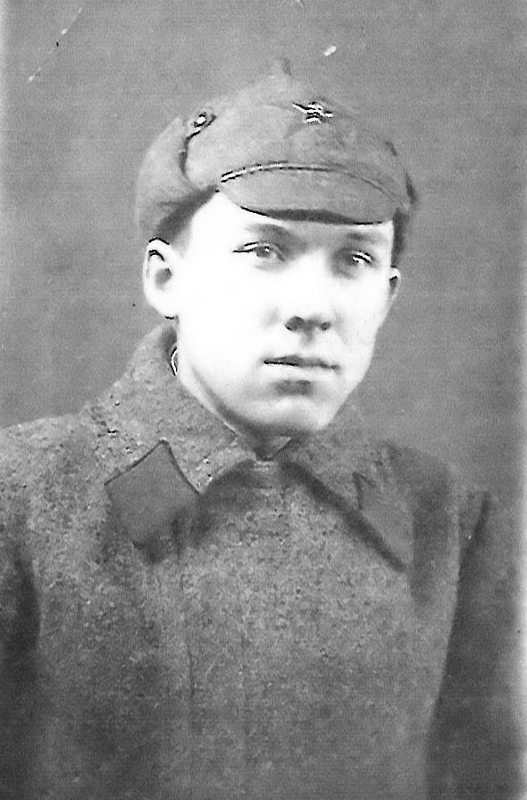 Николай Николаевич Грибов
