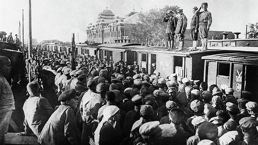 Земцов просит расследовать причины гибели бойцов РККА в польском плену