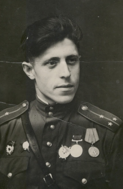 Георгий Иванович Дегтев