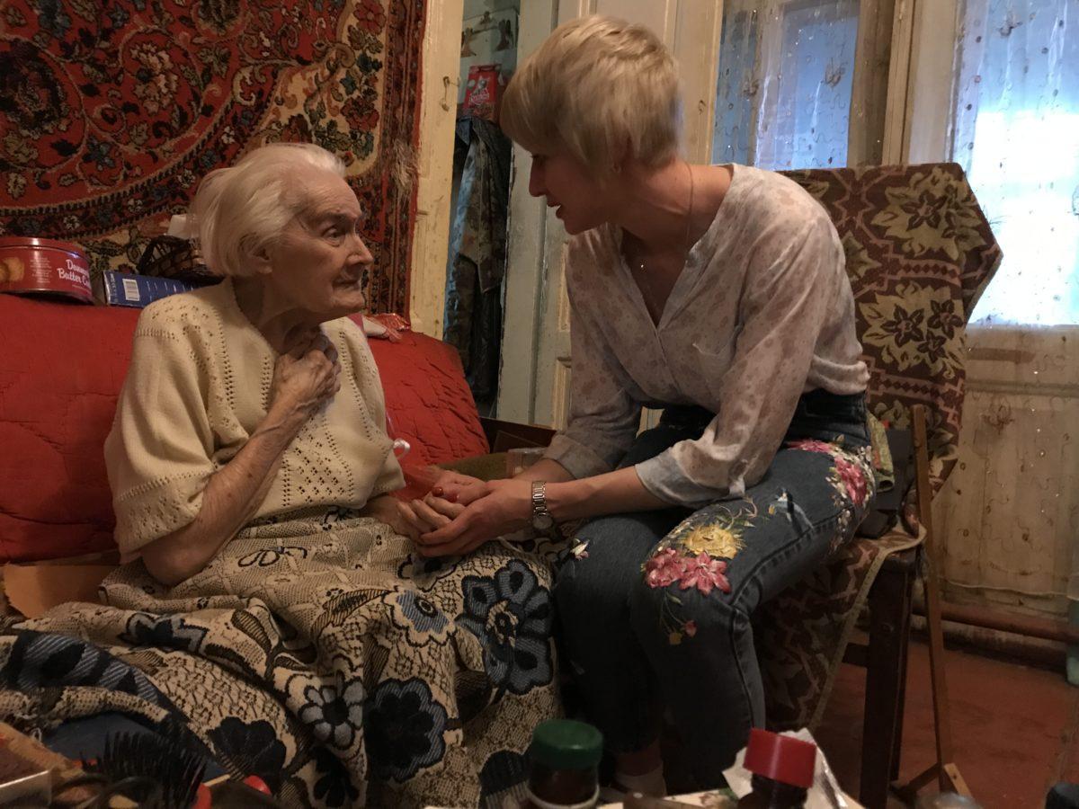 Продолжается сбор средств для курского ветерана Любови Козинец