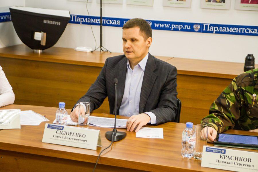 Заместитель директора Фонда «Институт экономики и социальной политики» Сергей Сидоренко