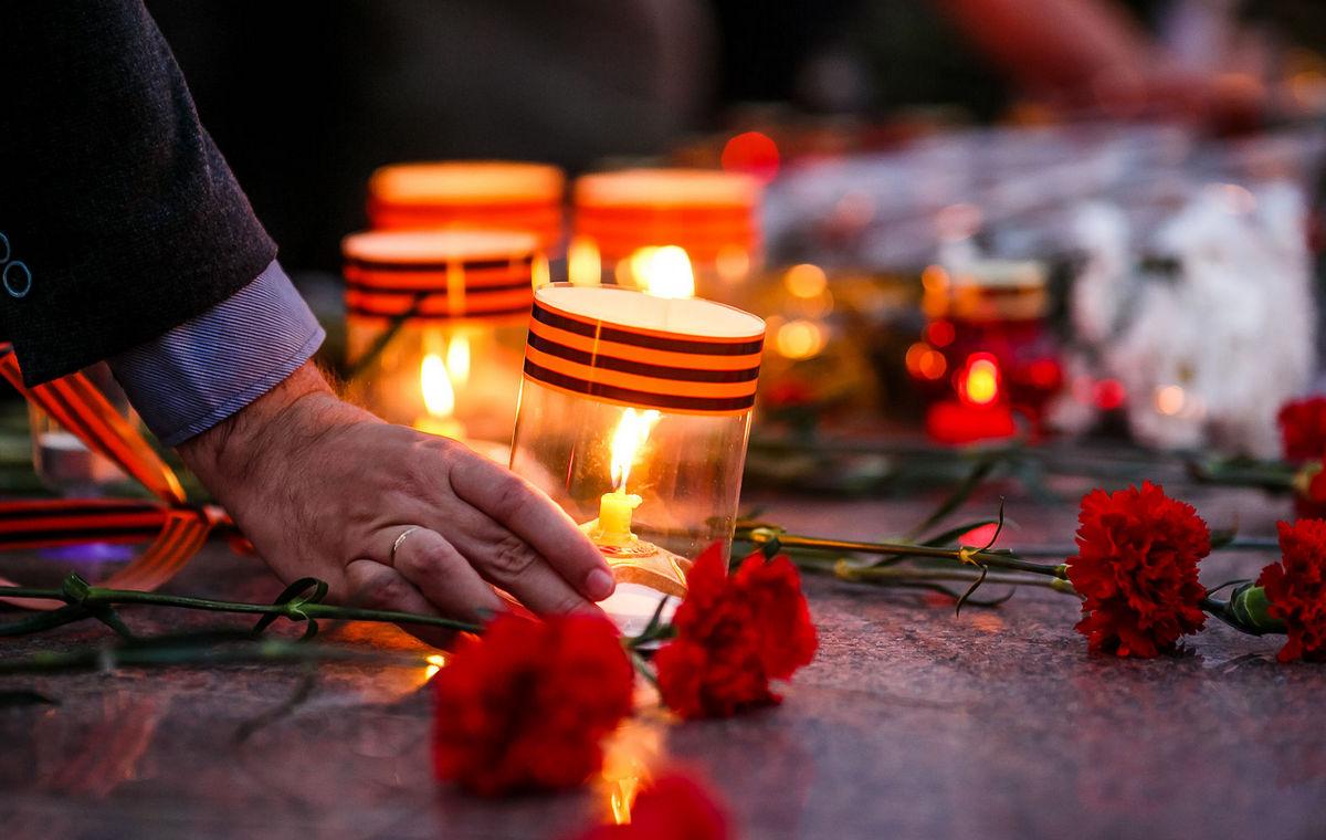 Мемориальная акция «Свеча Памяти» пройдет по всей России с 21 по 22 июня 2018